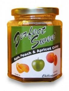 Apple Peach & Apricot Chutney