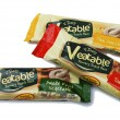 And now for something completely different, the vegetable bar